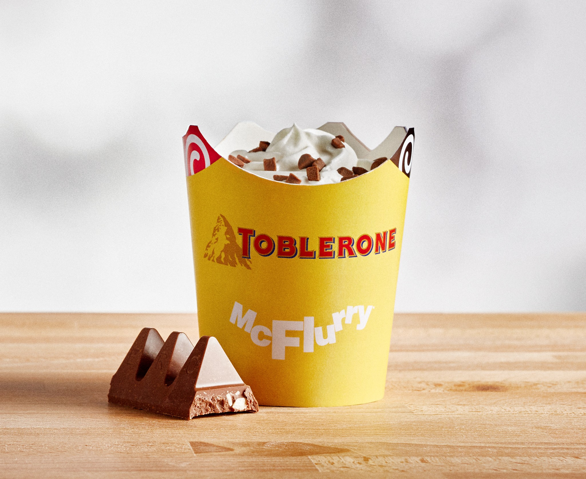 McFlurry® Toblerone