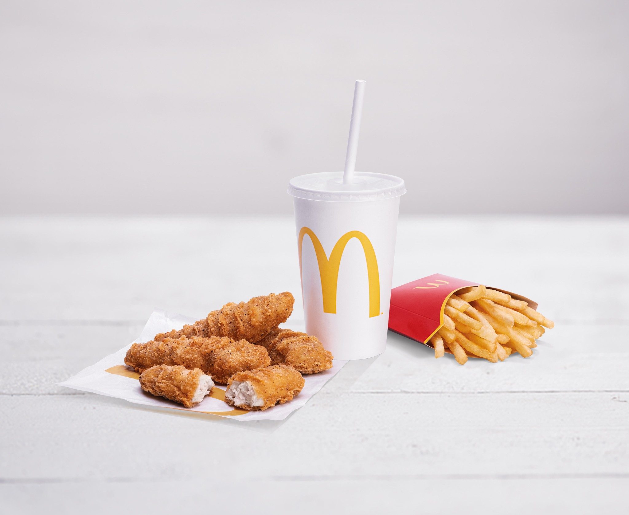 Chicken Strips McMenu